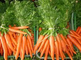 Los beneficios de la zanahoria para la salud.
