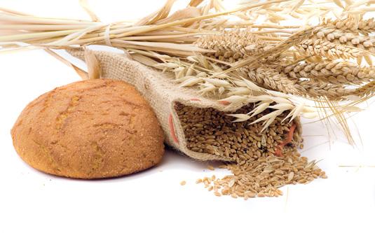 Los celíacos no pueden consumir alimentos que contengan gluten.